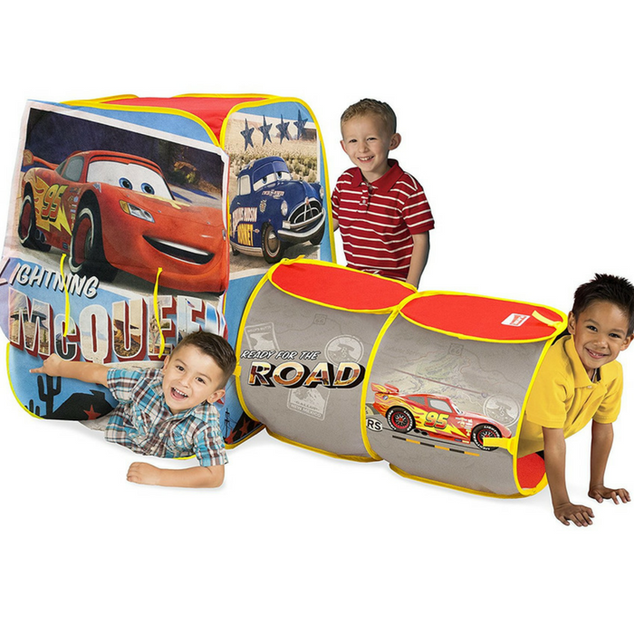 Disney Cars Playhouse Just $12.20! Down From $30!