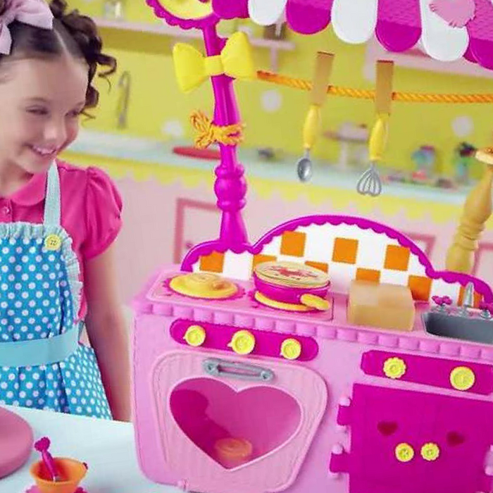 Lalaloopsy Magic Play Kitchen & Cafe Just $26! Down From $70!