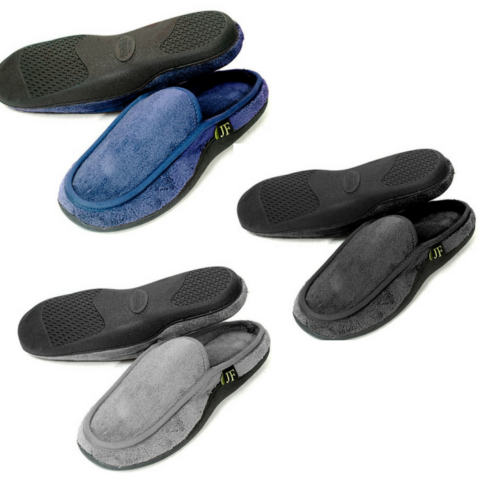 James Fiallo Men's Slippers Just $9.99! Down From $30! PLUS FREE Shipping!