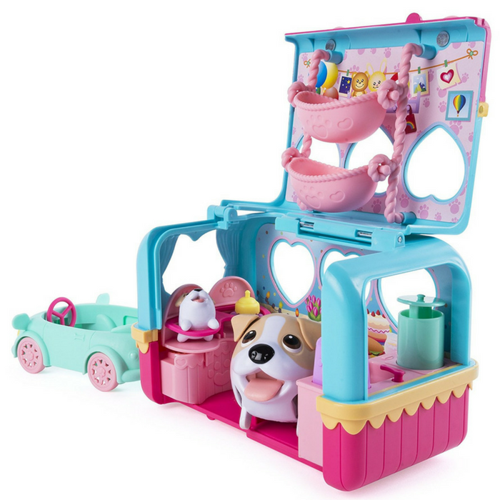 Chubby Puppies Vacation Camper Playset Just $11.89! Down From $25!