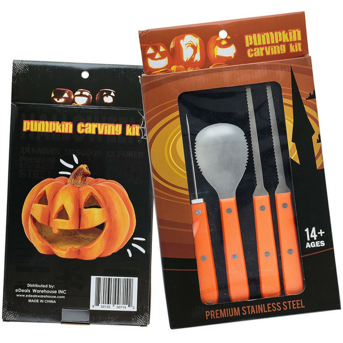 Pumpkin Carving Kit Just $18.95! Down From $30!