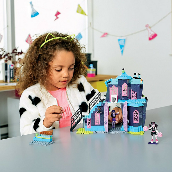 Mega Bloks Monster High School Building Set Just $13!