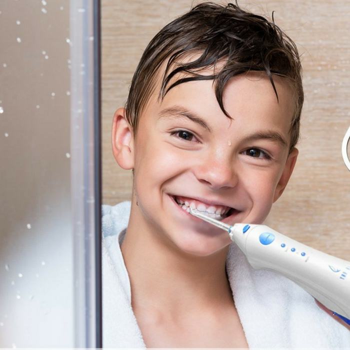 Lavany Rechargeable Water Flosser Just $27.74! Down From $90! PLUS FREE Shipping!