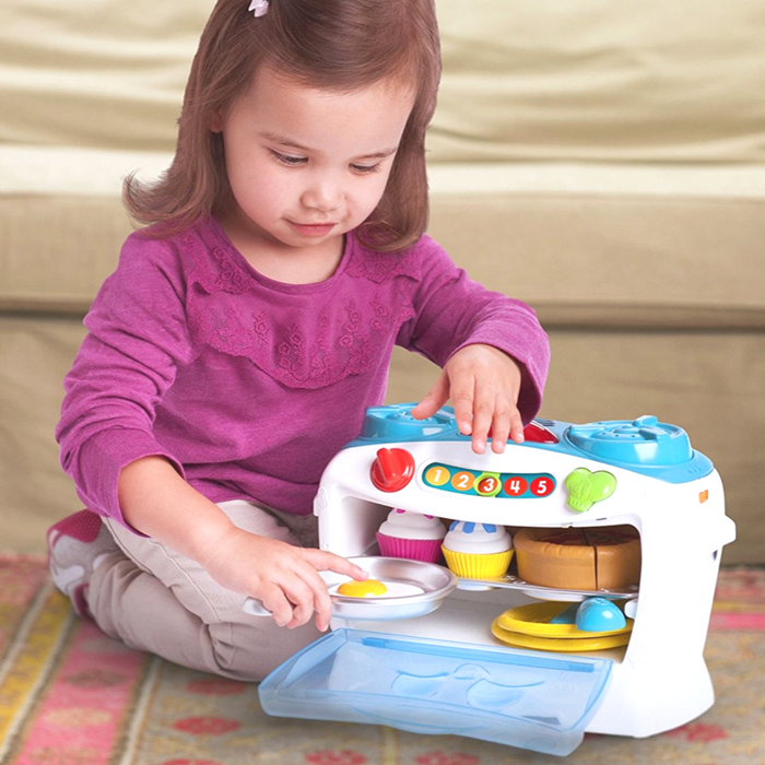 LeapFrog Number Lovin' Oven Just $13.19! Down From $18!