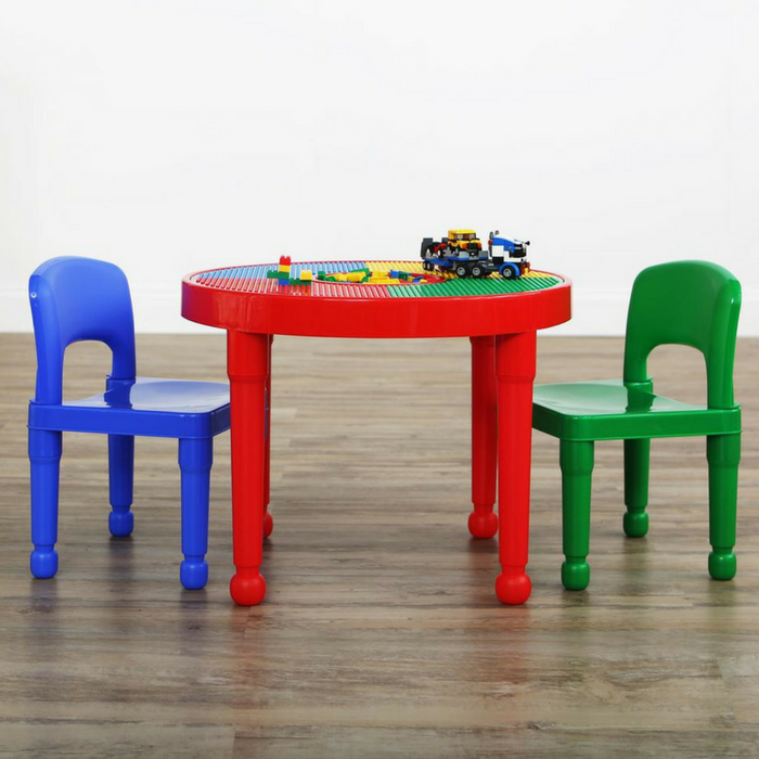 Tot Tutors Activity Table & Chair Set Just $38.67! Down From $77! PLUS FREE Shipping!