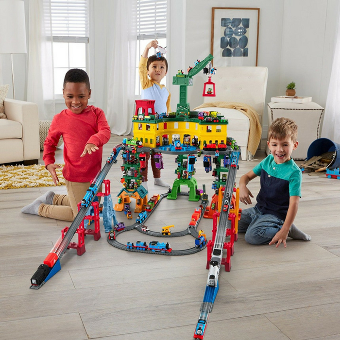 Thomas Super Station Playset Just $74.99! Down From $100! PLUS FREE Shipping!