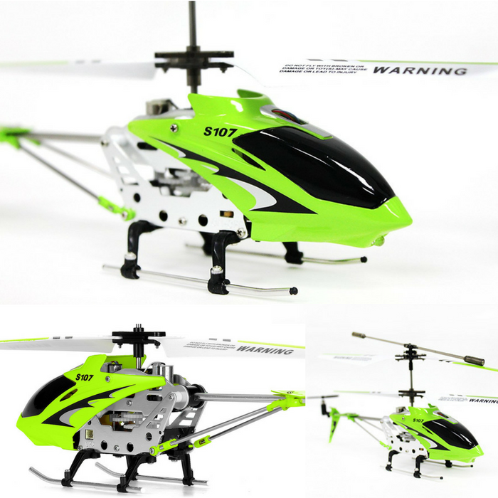 Syma Channel RC Helicopter With Gyro Just $21.99! Down From $40!