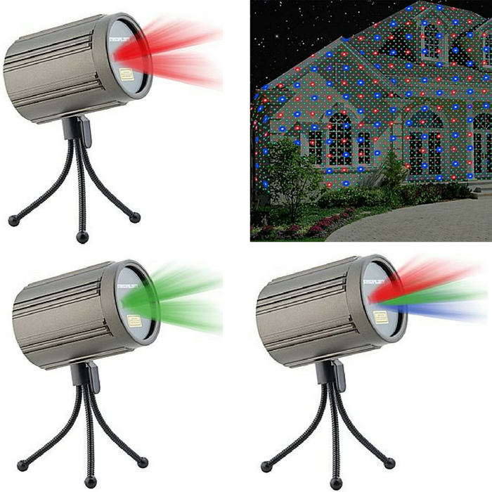 Premium Instant Laser Projection Light Just $14.99! Down From $70!