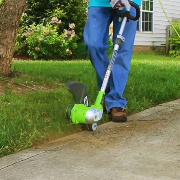GreenWorks 13-Inch Corded String Trimmer Just $23.58! Down From $50!