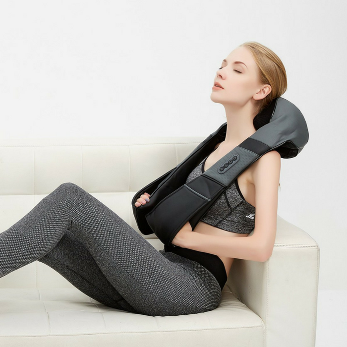 Medcursor Shiatsu Kneading Massager Just $29.99! Down From $40! PLUS FREE Shipping!