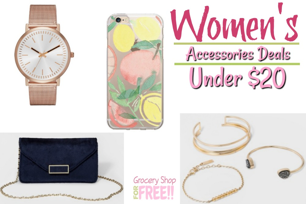 Women's Accessories Gift Deals Under $20!