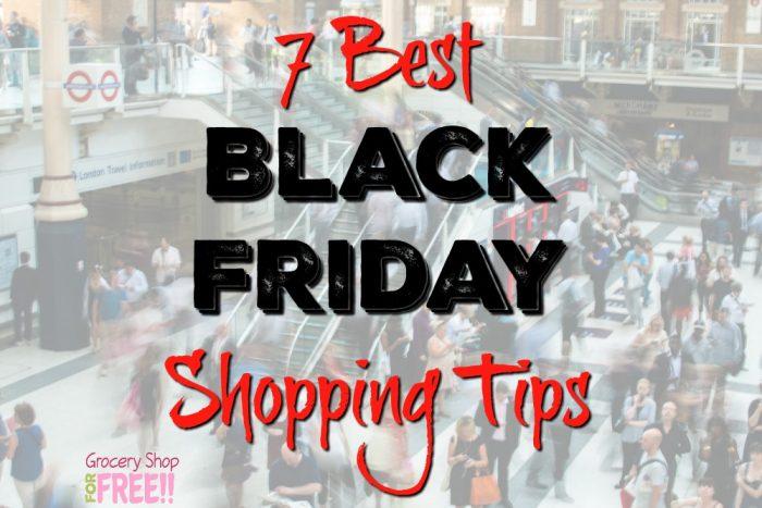 Best Black Friday Shopping Tips!