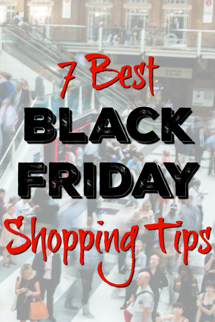 Getting ready for Black Friday shopping?  Whether you're a newbie or a pro you'll want to check out these Best Black Friday Shopping Tips before you head out!