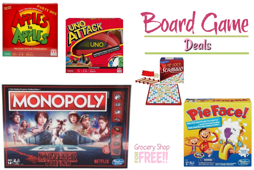 Board Games Deals And Gift Ideas!