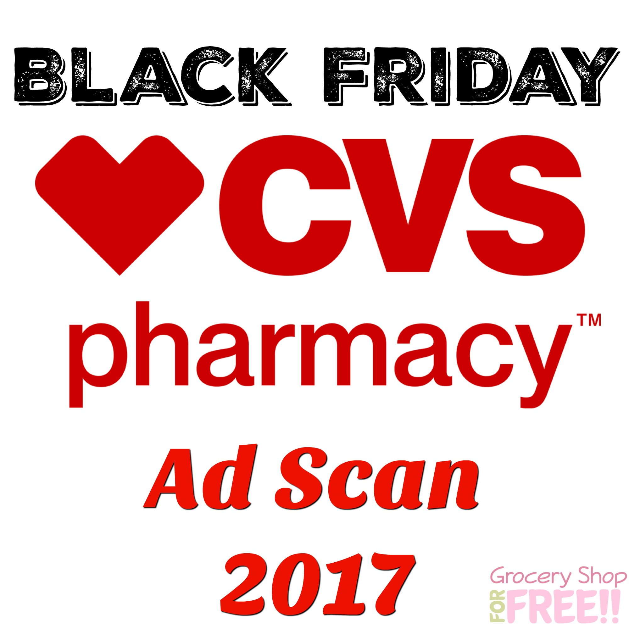 CVS Black Friday Ad 2017 Scan