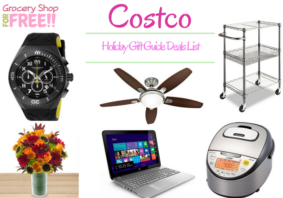 Costco Holiday Gift Guide Is Ready!