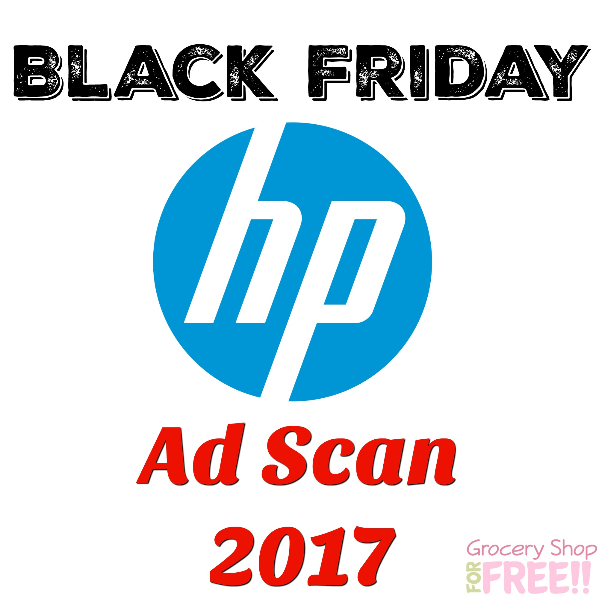 HP Black Friday Ad 2017 Scan