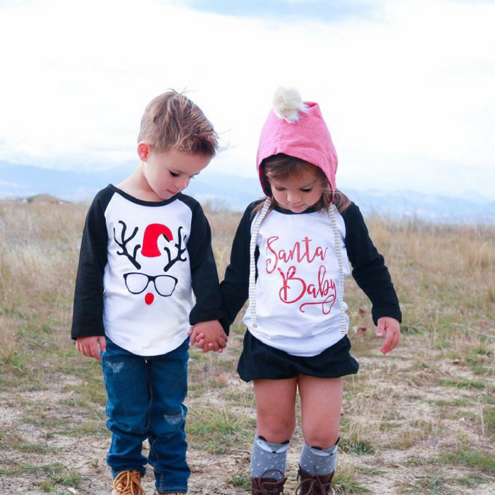 Kids Christmas Tees Just $11.99! Down From $23!