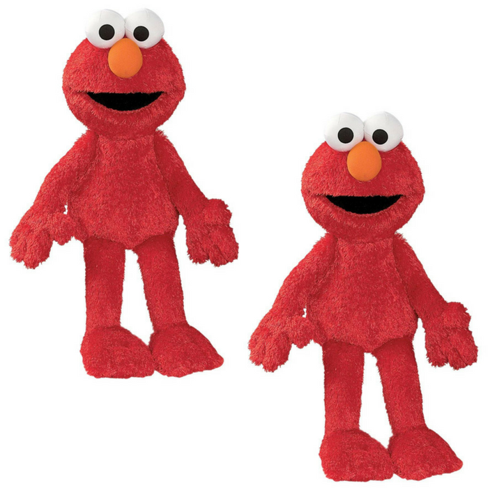 Sesame Street Elmo Stuffed Animal Just $22.71! Down From $40!