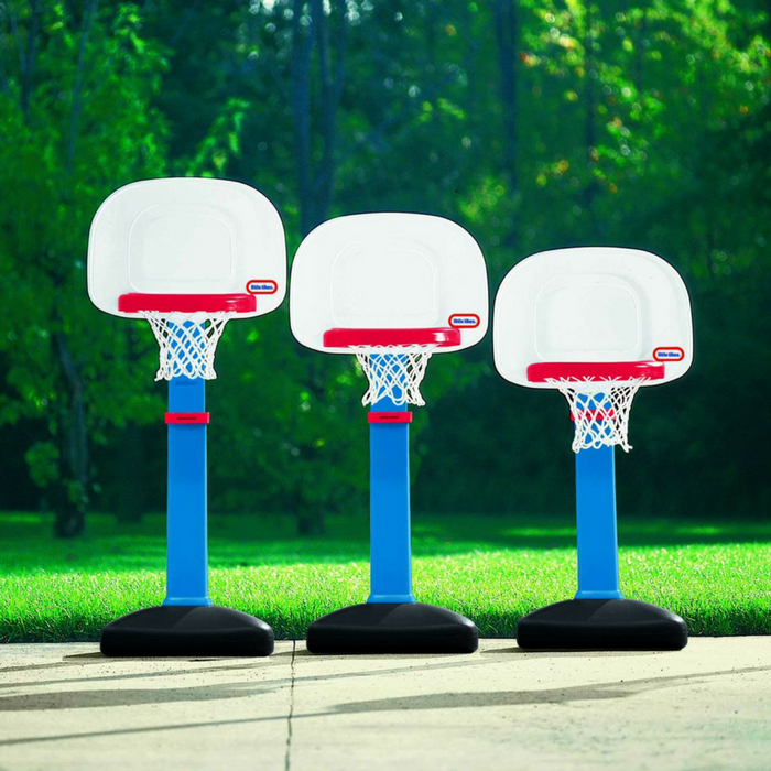 Little Tikes Easy Score Basketball Hoop Set Just $21.24! Down From $50!