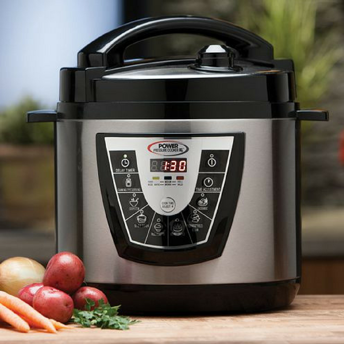 8-Quart Pressure Cooker Just $49.99! Down From $120! PLUS FREE Shipping!