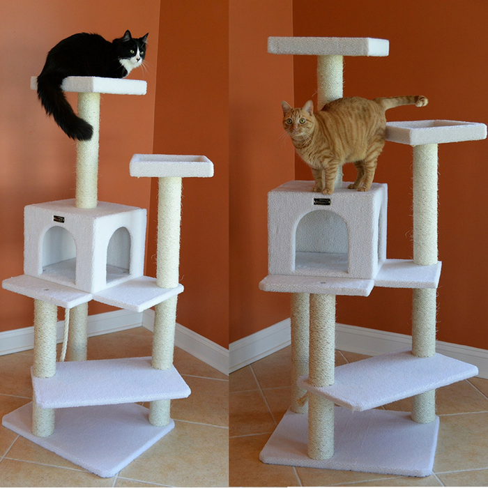 Armarkat Cat tree Furniture Condo Just $48! Down From $109! PLUS FREE Shipping!