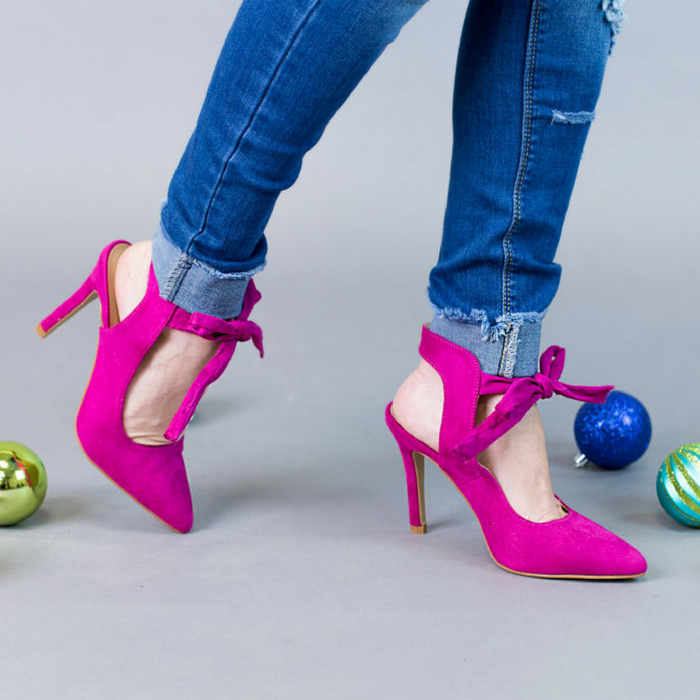 Holiday Heels Just $22.99! Down From $40!
