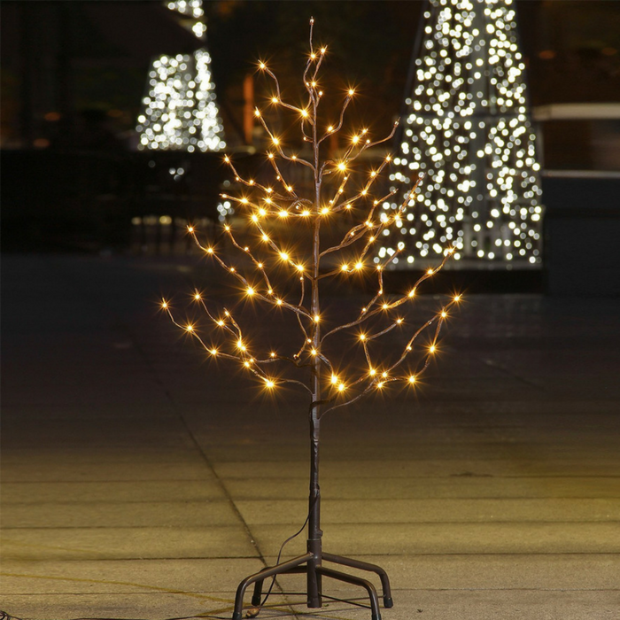 Lighted Star Light Tree Just $29.99! PLUS FREE Shipping!