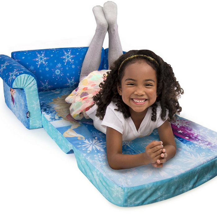 Disney Frozen Sofa Just $29.99! Down From $35! PLUS FREE Shipping!