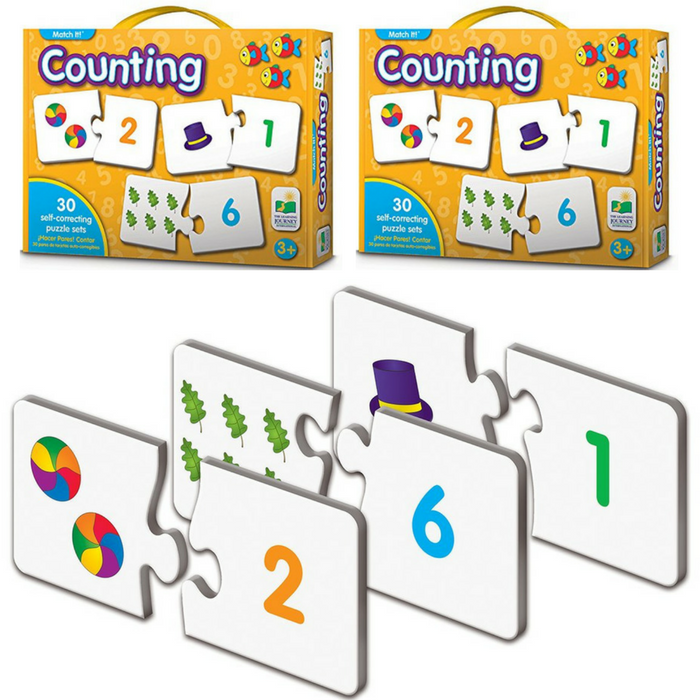 The Learning Journey Match It! Counting Just $4.49! Down From $13!