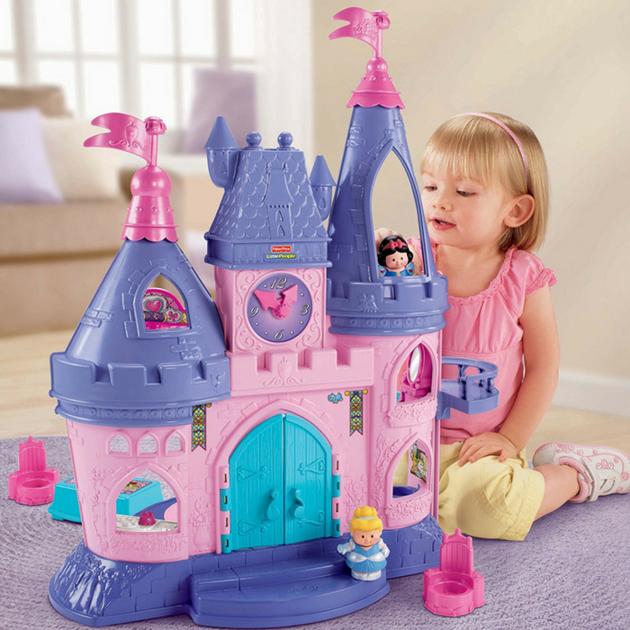 Fisher-Price Disney Princess Little People Songs Palace Just $33.99! Down From $80!