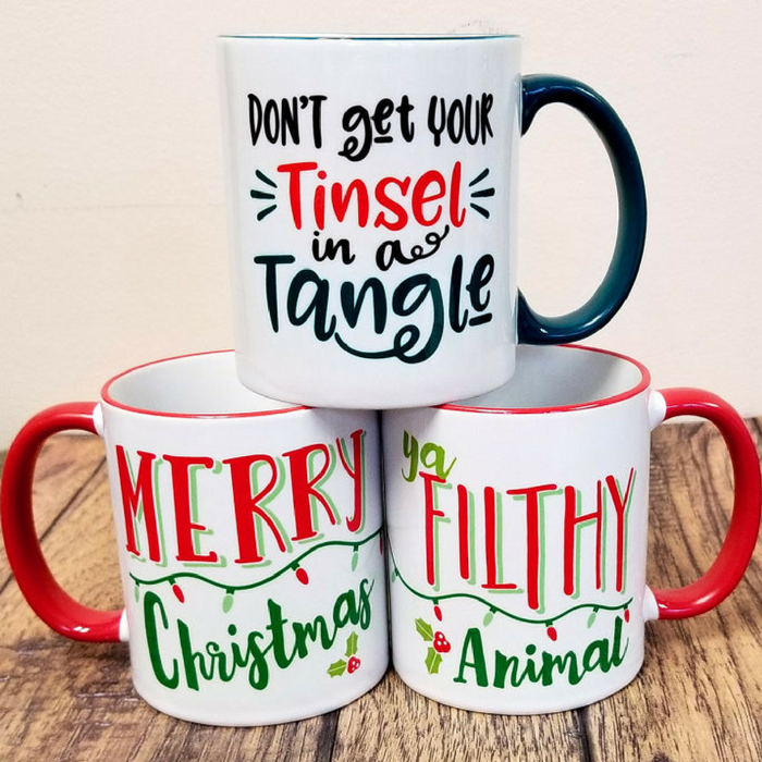 Christmas Coffee Mugs Just $9.99! Down From $17!