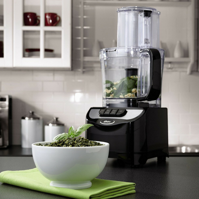 Oster 2-Speed 10-Cup Food Processor Just $29.99! Down From $50! PLUS FREE Shipping!