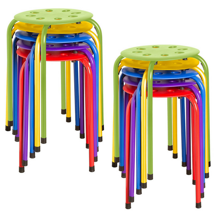 Norwood Stools 5-Pack Just $31.32! Down From $60! PLUS FREE Shipping!
