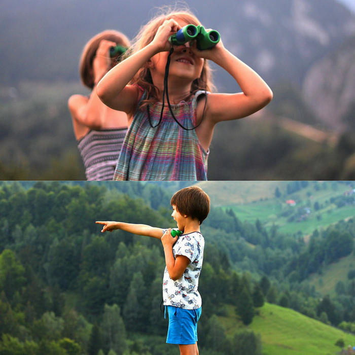Kids Binocular Toy Just $25.95! Down From $38! PLUS FREE Shipping!