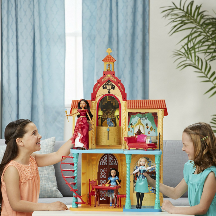 Disney Elena Of Avalor Royal Castle Just $43.38! Down From $80! PLUS FREE Shipping!