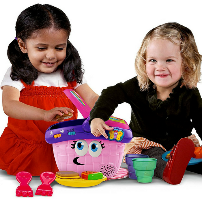LeapFrog Shapes And Sharing Picnic Basket Just $14.99!