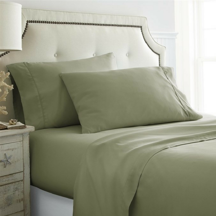 Soft 4-Piece Sheet Set Just $24.95! Down From $99!