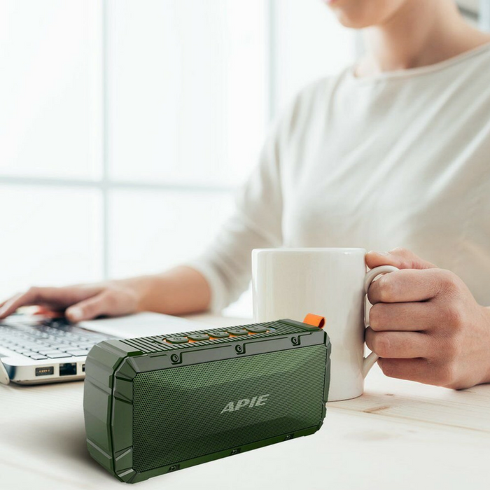 Portable Outdoor Bluetooth Speaker Just $29.87! Down From $160! PLUS FREE Shipping!