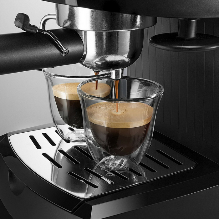 DeLonghi Manual Espresso Machine Just $59.99! Down From $100! PLUS FREE Shipping!