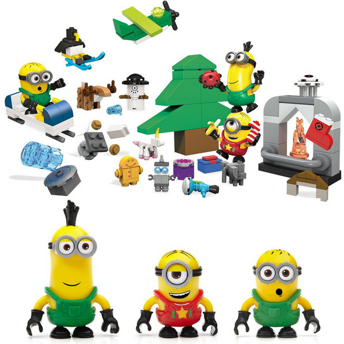 Minions Advent Calendars Just $13.59! Down From $30!