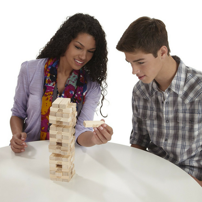 Jenga Classic Game Just $8.77! PLUS FREE Shipping!
