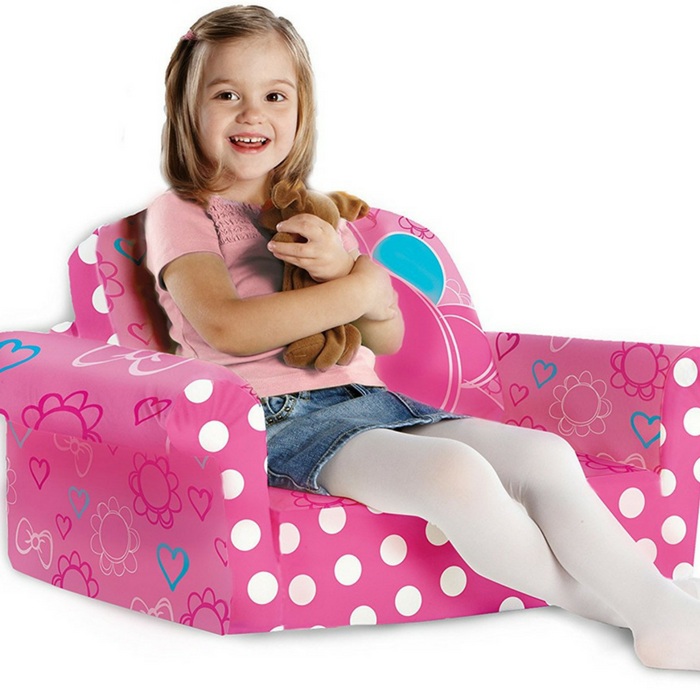 Children's 2 In 1 Flip Open Foam Sofa Just $34.97! Down From $50! PLUS FREE Shipping!