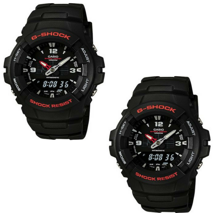 Casio Mens G-Shock Ana-Digi Watch Just $54.88! Down From $100! PLUS FREE Shipping!