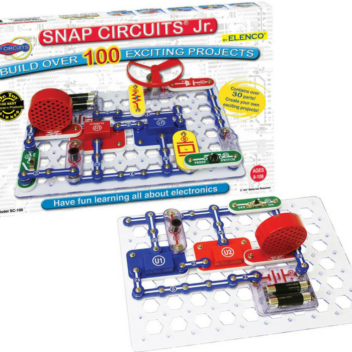 Snap Circuits Jr. Electronics Discovery Kit Just $18.04!