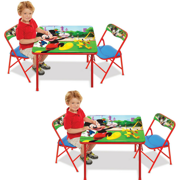 Mickey Activity Table Playset Just $29.88! Down From $40! PLUS FREE Shipping!