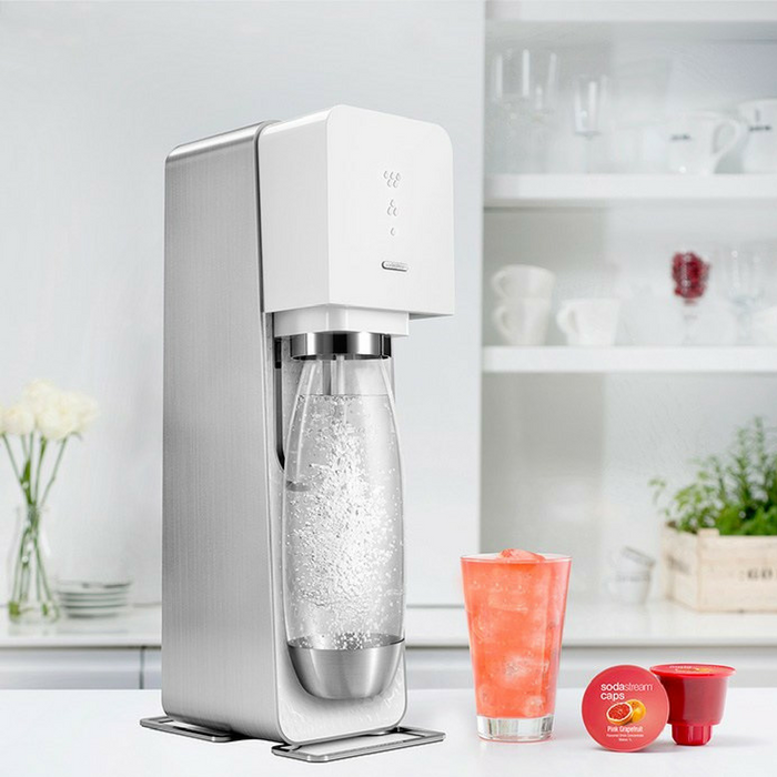 SodaStream Source Sparkling Water Maker Starter Kit Just $46.99! Down From $75! PLUS FREE Shipping!