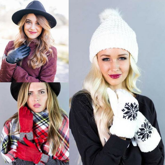 2 Pairs Of Gloves Or Mittens Just $15! Down From $40! PLUS FREE Shipping!