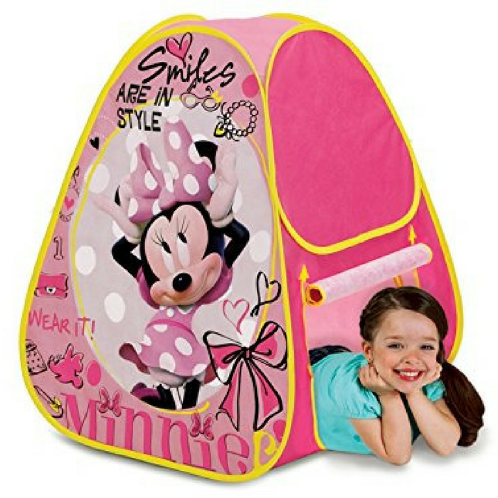 Playhut Minnie Mouse Classic Hideaway Just $14.53! Down From $21!