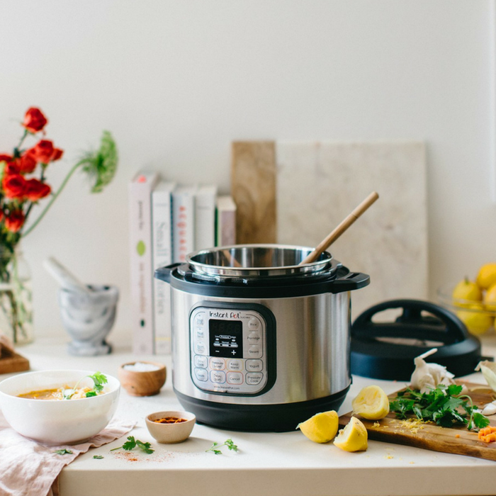 Instant Pot Duo 7-In-1 Programmable Pressure Cooker Just $49! Down From $70! PLUS FREE Shipping!